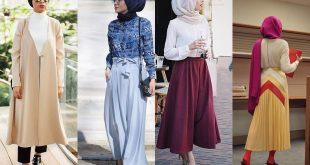 صور حجاب فاشون , موديلات صيحات اخر موضه للمحجبات